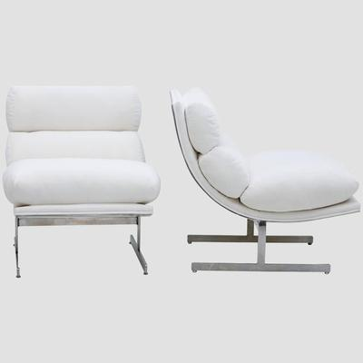 Kipp Stewart Lounge Chairs Preview