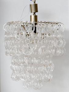 Angelo Mangiarotti Chandelier Preview Image 1