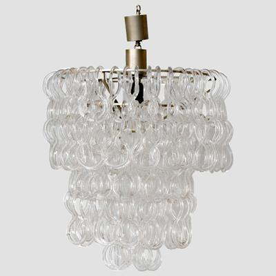 Angelo Mangiarotti Chandelier Preview