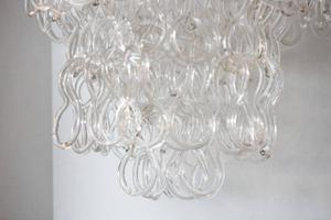 Angelo Mangiarotti Chandelier Preview Image 4