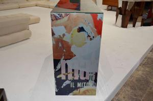 """Mimmo Rotella Art Cabinet """"Marylin Monroe"""" Preview Image 3"""