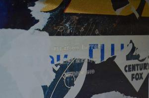 """Mimmo Rotella Art Cabinet """"Marylin Monroe"""" Preview Image 8"""