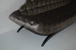 Adrian Pearsall Gondola Sofa Preview Image 2