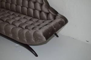 Adrian Pearsall Gondola Sofa Preview Image 3
