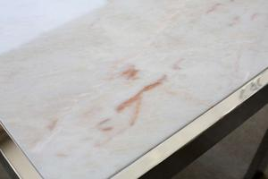 Marble and Steel Side Tables Preview Image 3
