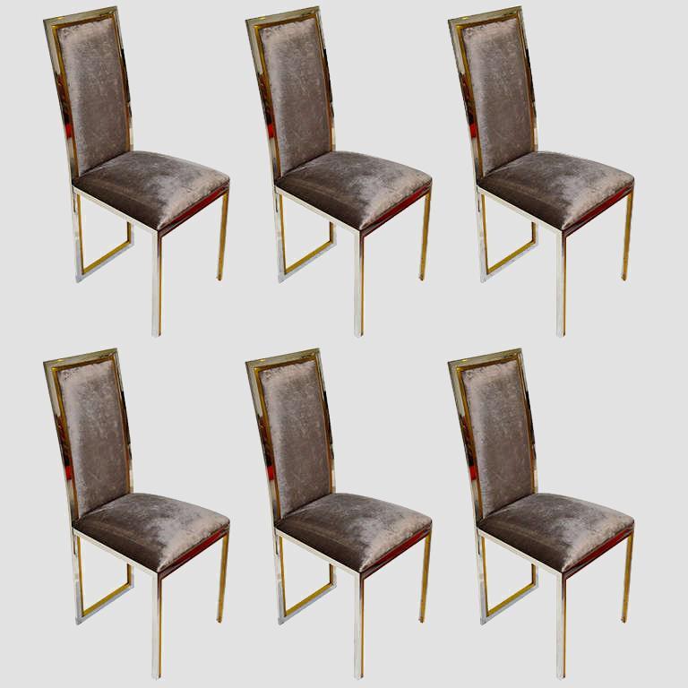 Romeo Rega Dining Chairs Main Image