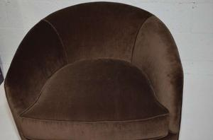 Milo Baughman Swivel Chairs Preview Image 2