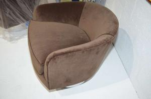 Milo Baughman Swivel Chairs Preview Image 4