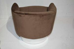 Milo Baughman Swivel Chairs Preview Image 6