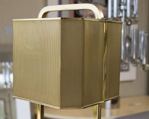 1970's Brass Table Lamp Preview Image 5