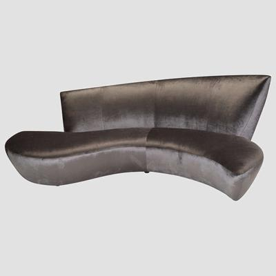 "Pair of Vladimir Kagan ""Bilbao"" Sofa Preview"