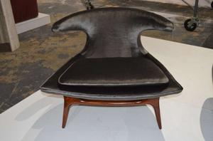 """Horn"" Lounge Chairs by Karpen of California"" Preview Image 2"