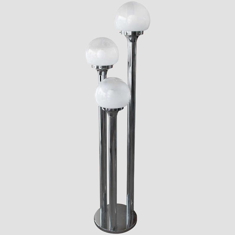 Floor Lamp by Mazzega Main Image