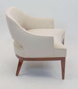 T.H.Robsjohn-Gibbings 1950's Lounge Chairs Preview Image 4