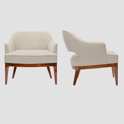 T.H.Robsjohn-Gibbings 1950's Lounge Chairs Preview