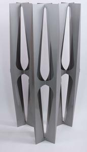 Robert Zeidman Aluminum Sculpture Preview Image 1