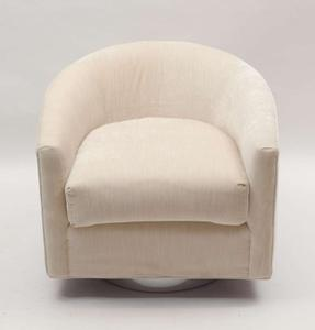 Milo Baughman 1970's Swivel Chairs Preview Image 1