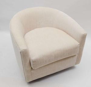 Milo Baughman 1970's Swivel Chairs Preview Image 5