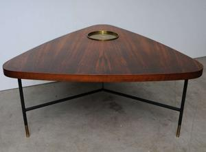 Vito Latis 1950's Cocktail Table for Singer & Sons Preview Image 3