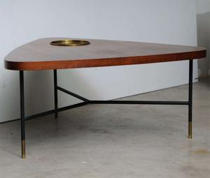 Vito Latis 1950's Cocktail Table for Singer & Sons Preview Image 4