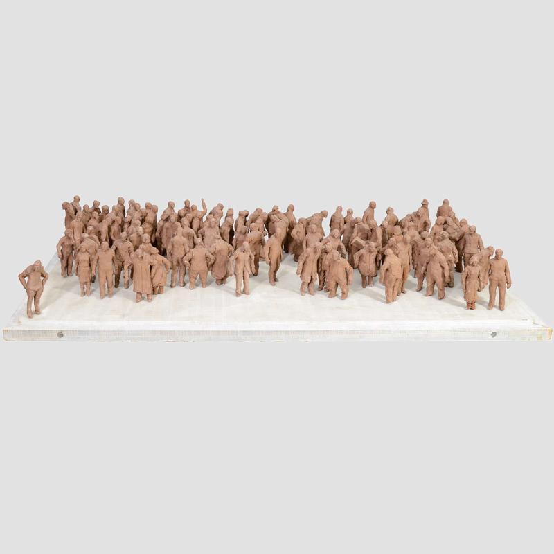 "Rafael Scorbiac ""Crowd"" Main Image"