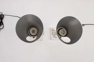 Tommi Parzinger 1950's Silver Urn Lamps Preview Image 4