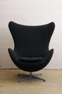 """Arne Jacobsen 1960's """"Egg Chair"""" Preview Image 1"""