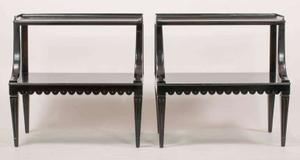 Dunbar Two Tier End Tables Preview Image 4