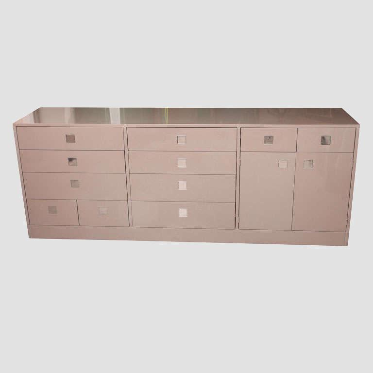 Milo Baughman Credenza for Custom Directional Collection Main Image