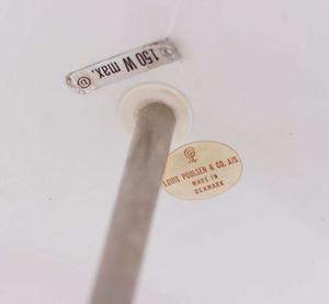 Verner Panton 1960's Op-Art Pendant Preview Image 3