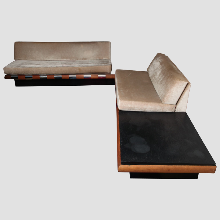 Adrian Pearsal Platform Sofas Main Image
