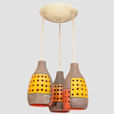 Italian Ceramic Pendant Fixture Preview
