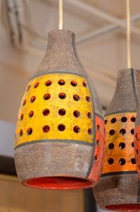 Italian Ceramic Pendant Fixture Preview Image 3