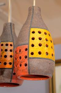 Italian Ceramic Pendant Fixture Preview Image 4