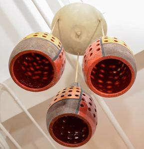 Italian Ceramic Pendant Fixture Preview Image 5