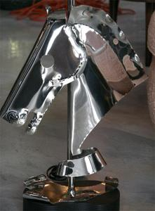 Heifetz Horse Table Lamps Preview Image 1