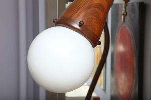 Art Studio Wood Floor Lamp Preview Image 6