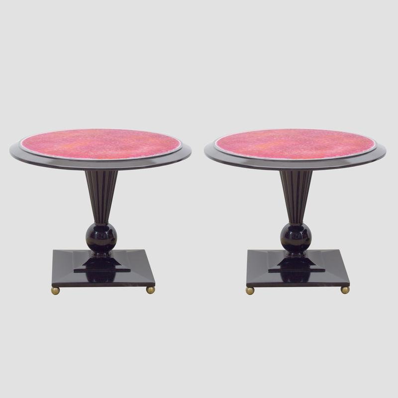 Side Tables by Doris Hall Main Image