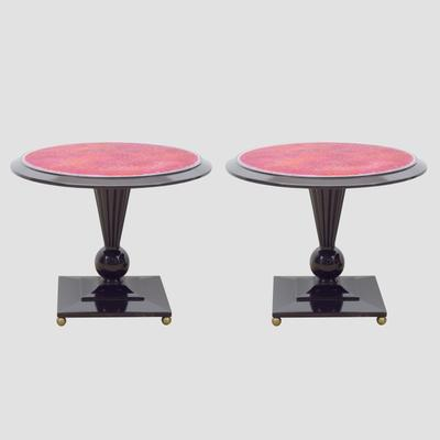 Side Tables by Doris Hall Preview