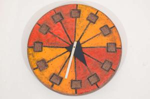 Howard Miller Italian Ceramic Clock Preview Image 1