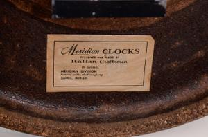 Howard Miller Italian Ceramic Clock Preview Image 6