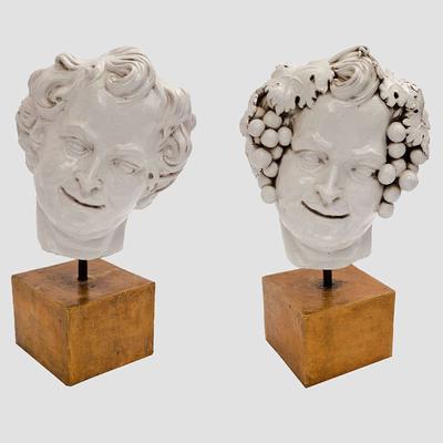 Laverne Studios Oversized Head Sculptures Preview