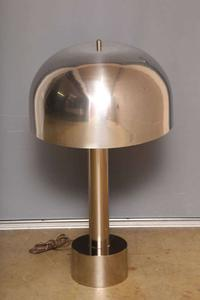 Laurel Chrome Table Lamps Preview Image 2