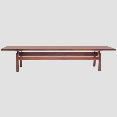 Jens Risom 1950's Walnut Cocktail Table Preview