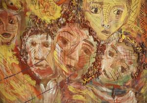 Painting by Florida Artist Arman Lara Preview Image 3