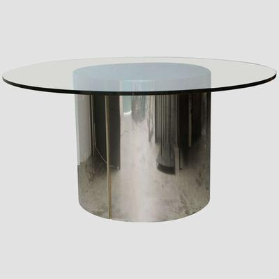 Pace Collection Steel Drum Table Preview