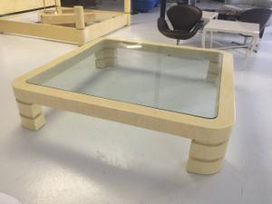 Coffee Table in the Style of Karl Springer Preview Image 2
