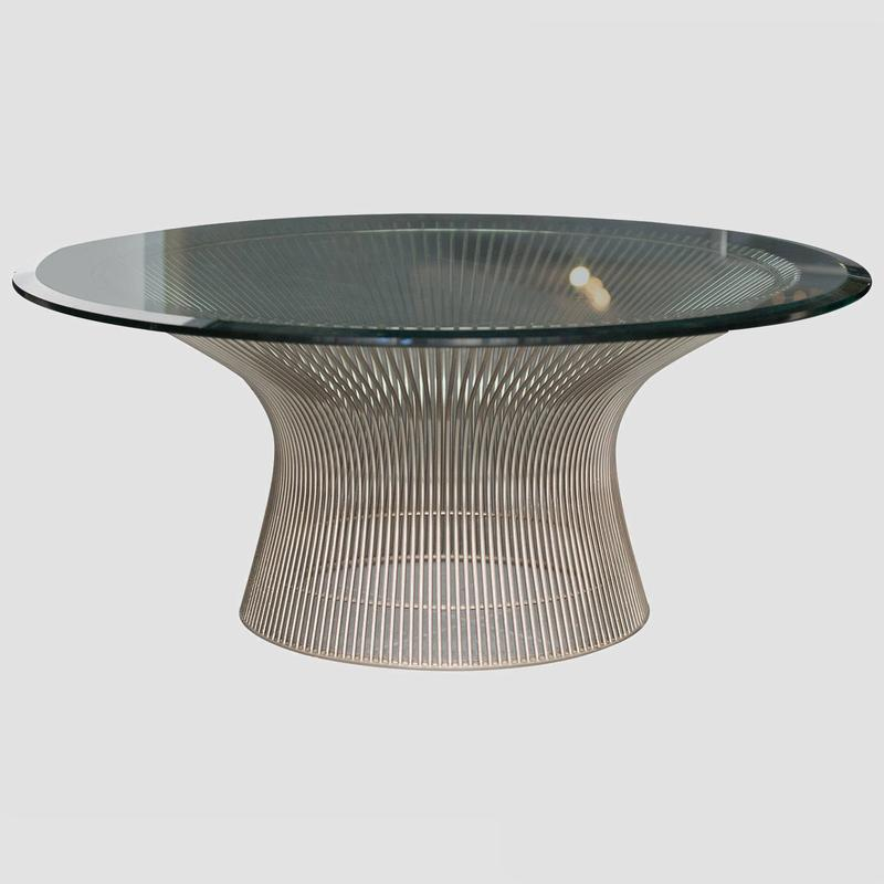 Warren Platner Coffee Table for Knoll Main Image