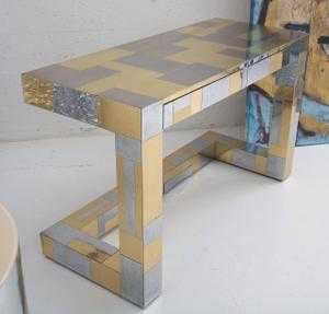 Paul Evans Cityscape Desk for Directional Preview Image 4