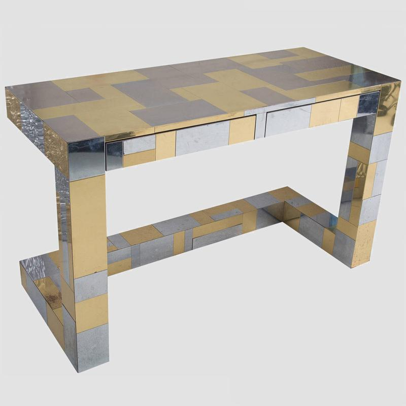 Paul Evans Cityscape Desk for Directional Main Image